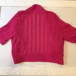 Peter Nygard Sweaters - sweater shrug bolero jacket NWOT Peter Nygard